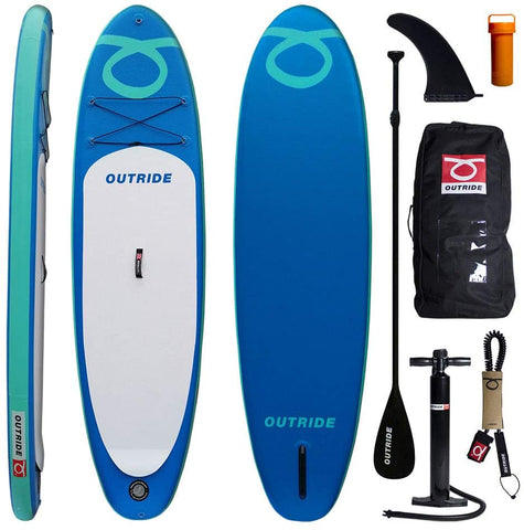 Out Ride Sup Gonfiabile 10'0 blu Air Morea
