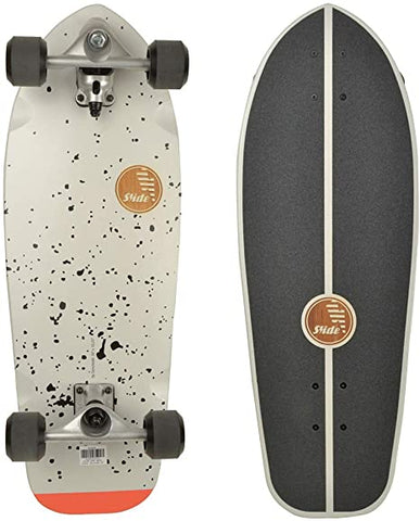 Slide Surf Skate Joyful Splatter 30""