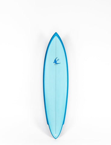 BoB Mc Tavish Blue Bird 6'6 With Fins