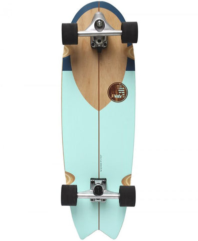 Slide Surfskate Swallow Noserider 33""