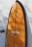 RyanLovelace Thick lizzy 7'0 With Fins