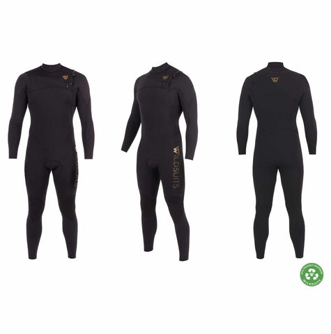 Wild Suits Wetsuits 4/3mm