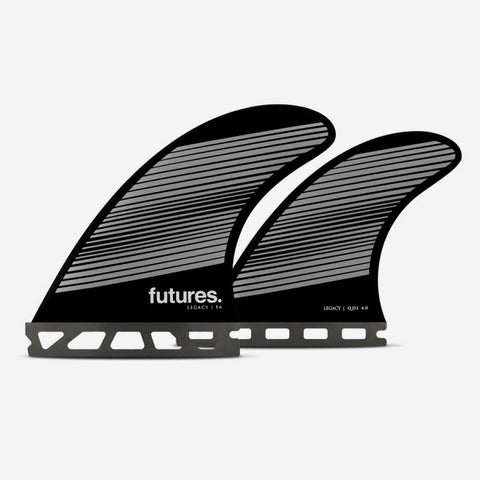 Futures Fins Quad Set F6 Honeycomb
