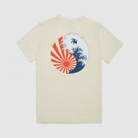 T-shirt Town & County Great Wave