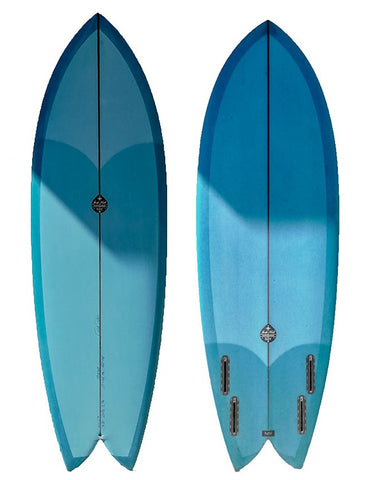 Josh Hall Fish 5'6 Quad Fins