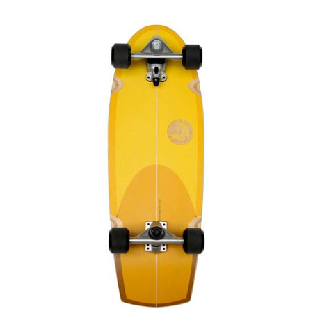 Slide Surf Skate  Sunset Quad 30""