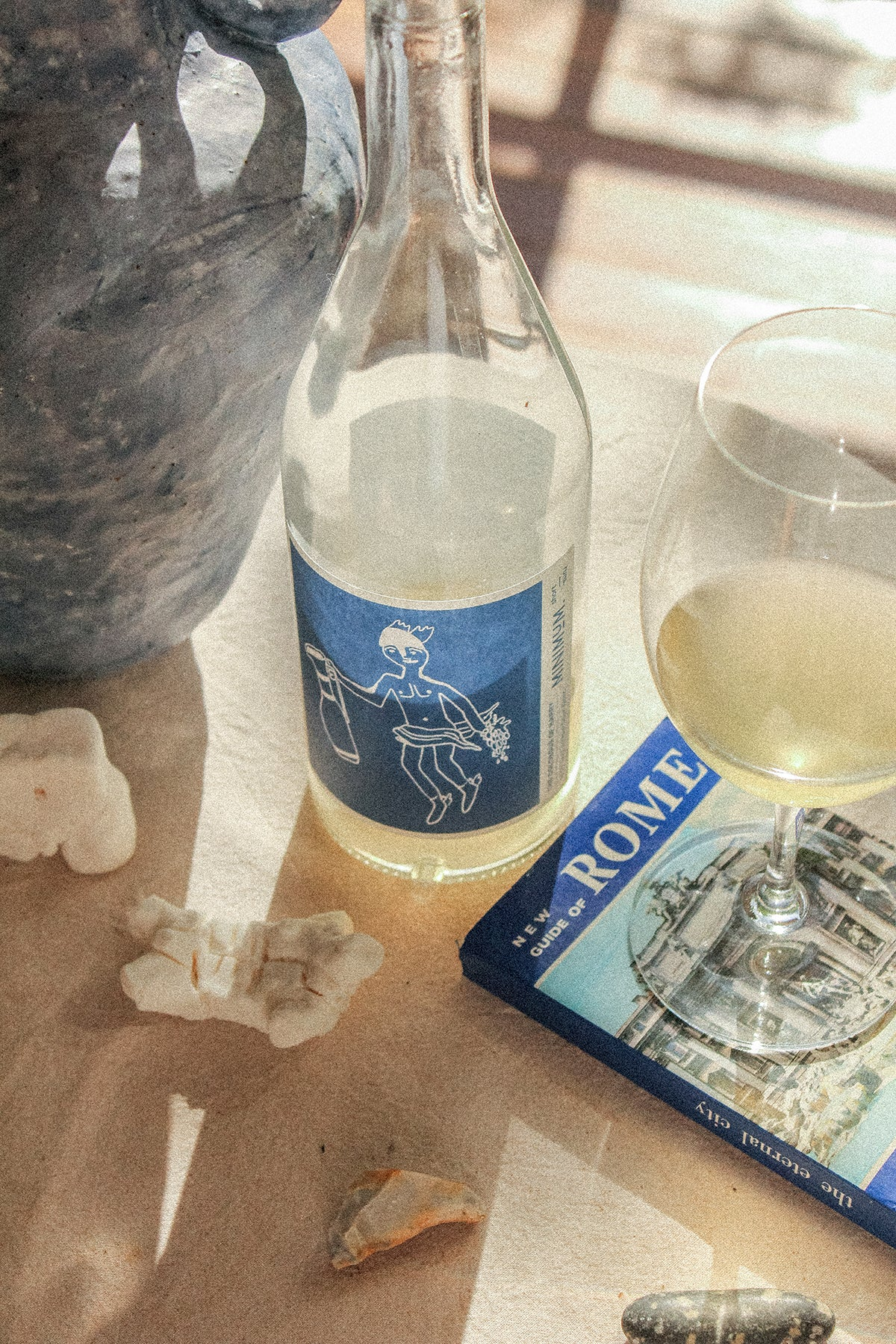 Short Runs → 2020 'The Colossus of Harry' Skin-contact Sauv. Blanc.