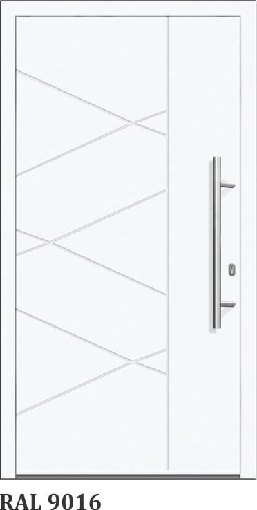 CL821 - GLASSWIN Front Doors