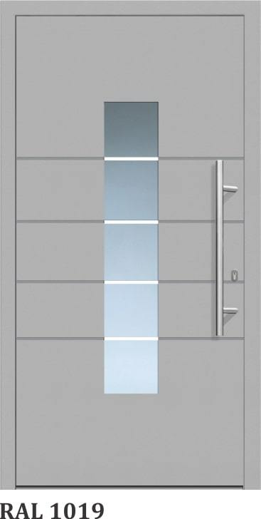 OR 1205 - GLASSWIN Front Doors