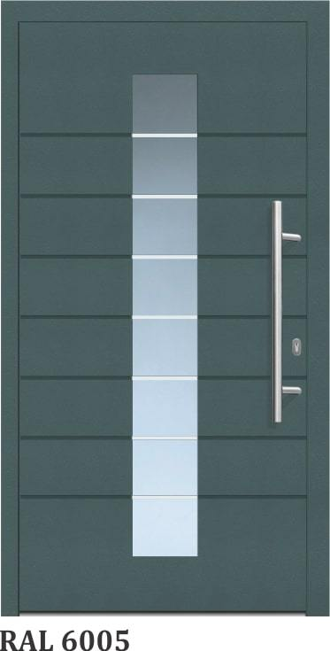 OR 1206 - GLASSWIN Front Doors