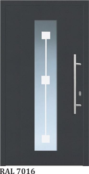 OR 1213 - GLASSWIN Front Doors