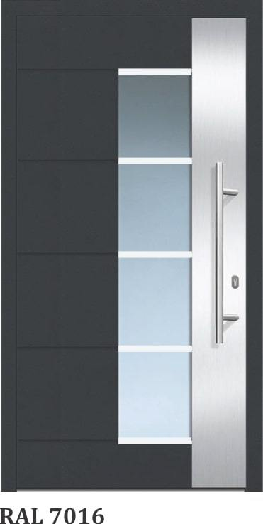 OR 1214 - GLASSWIN Front Doors
