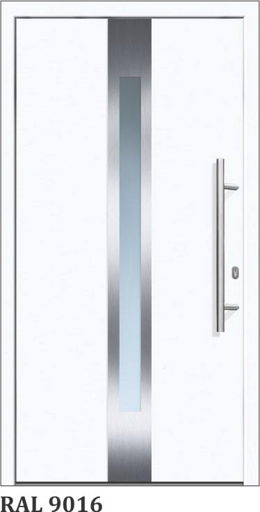 OR200 - GLASSWIN Front Doors