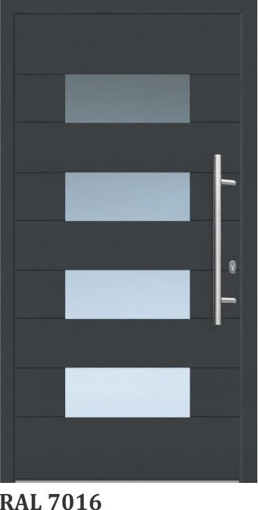 OR 540 - GLASSWIN Front Doors
