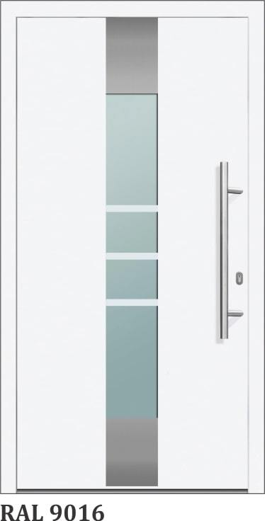 OR 600 - GLASSWIN Front Doors