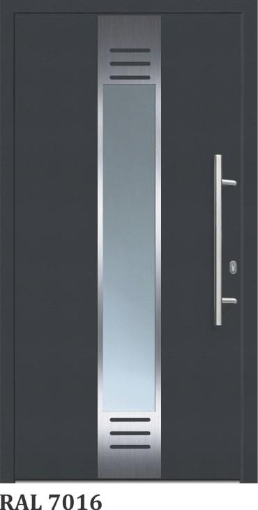 OR 740 - GLASSWIN Front Doors