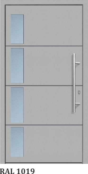 OR 801 - GLASSWIN Front Doors