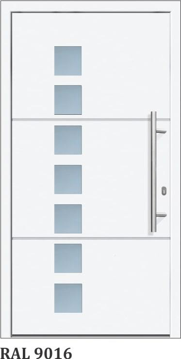 OR 802 - GLASSWIN Front Doors