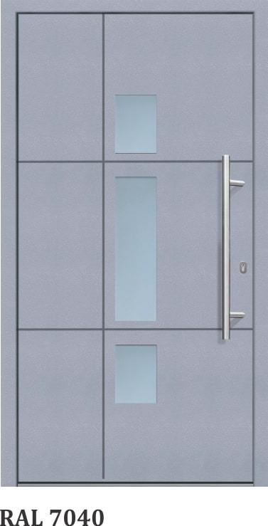 OR 803 - GLASSWIN Front Doors