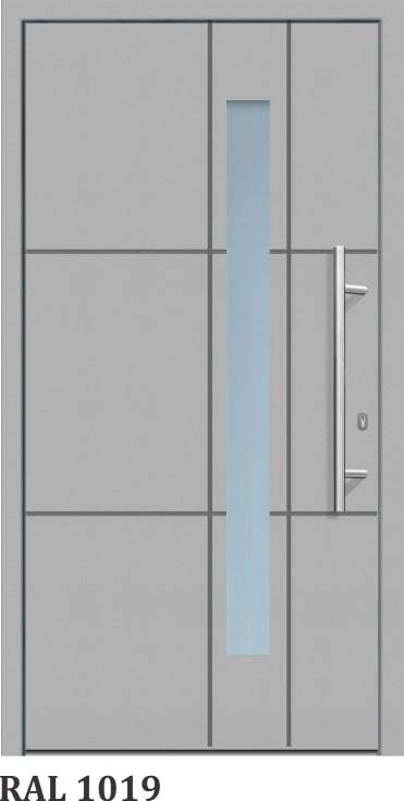 OR 804 - GLASSWIN Front Doors