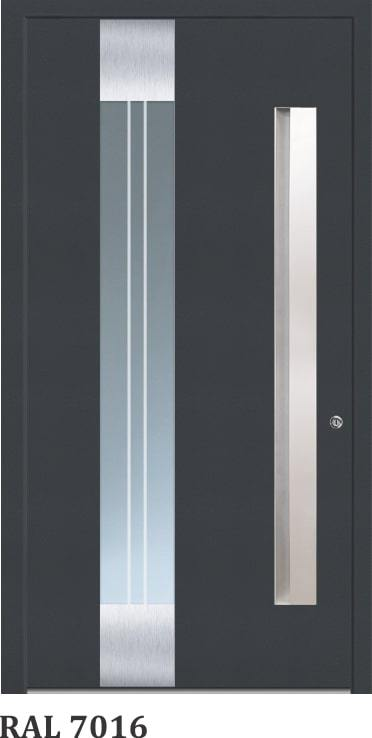 OR 811 - GLASSWIN Front Doors