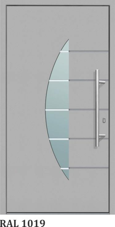OR 815 - GLASSWIN Front Doors