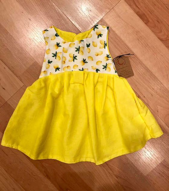 Luna Impressions - Lemon Dress
