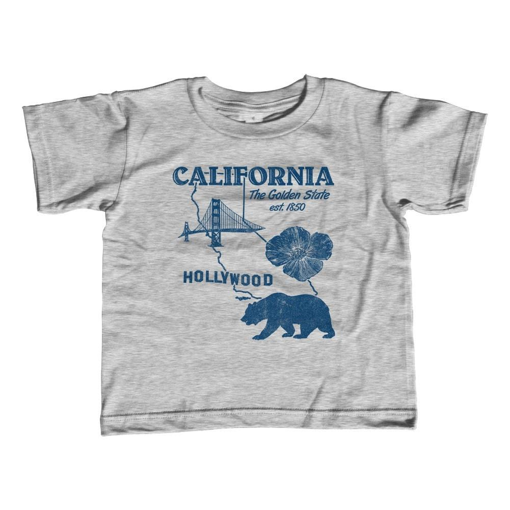 Boredwalk - Youth California T-Shirt