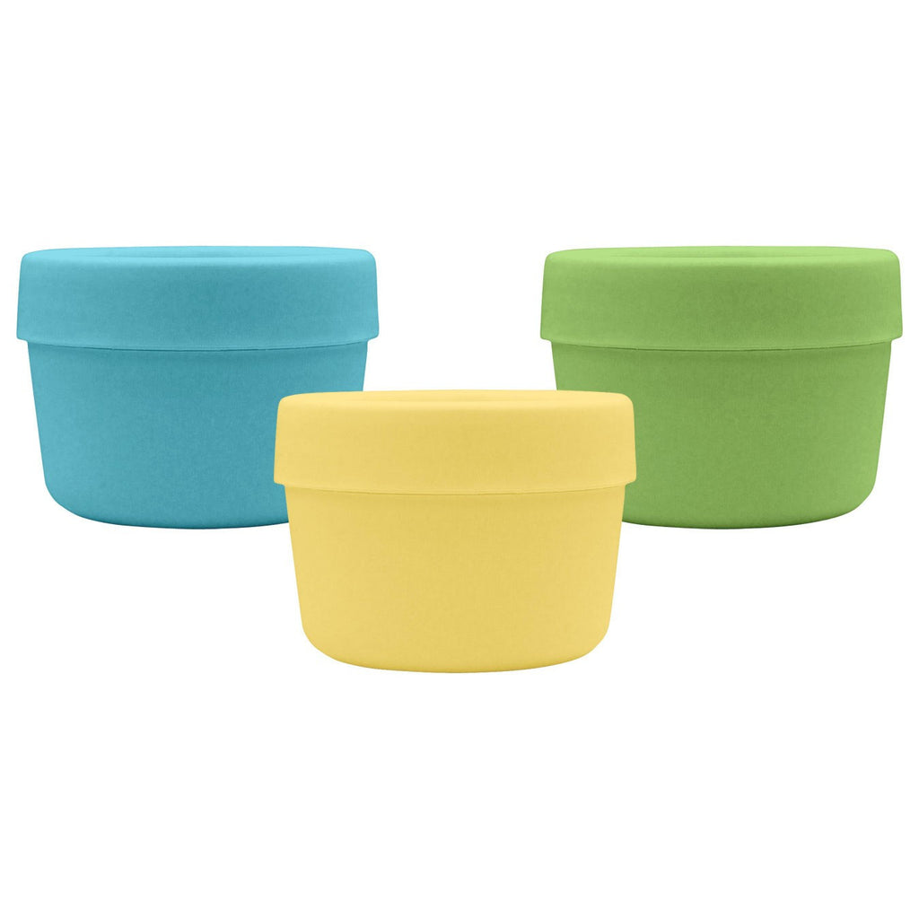 Green Sprouts - Sprout Ware® Snack Cups made from Plants (3 pack)