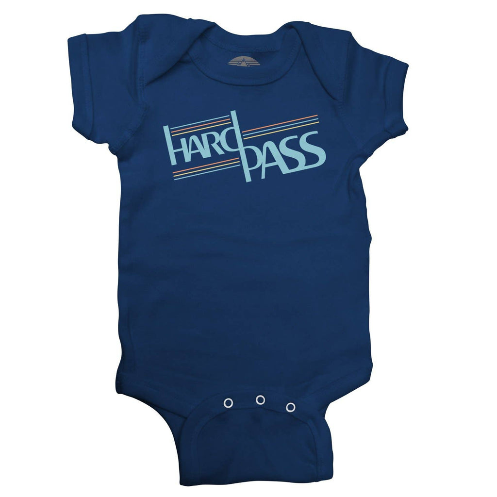Boredwalk - Hard Pass Infant Bodysuit - Unisex Fit