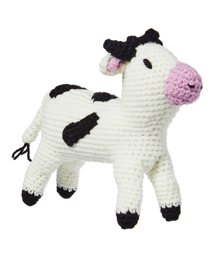 Silk Road Bazaar - Cow Rattle