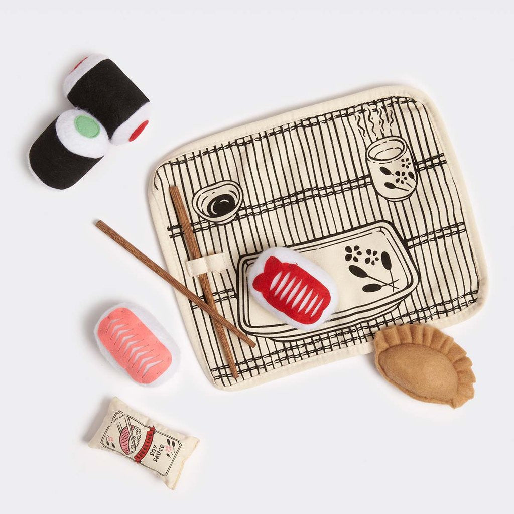 Seedling - LET'S ROLL! I ❤️ SUSHI KIT
