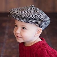 The Daisy Baby Ivy Cap