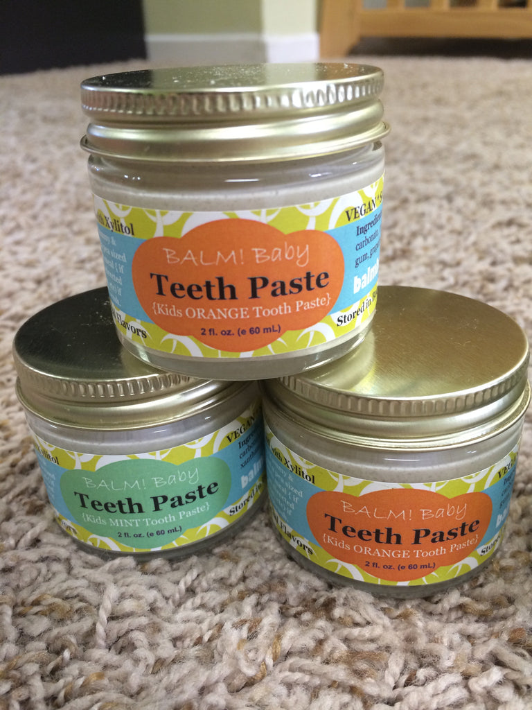 Balm Baby Teeth Paste