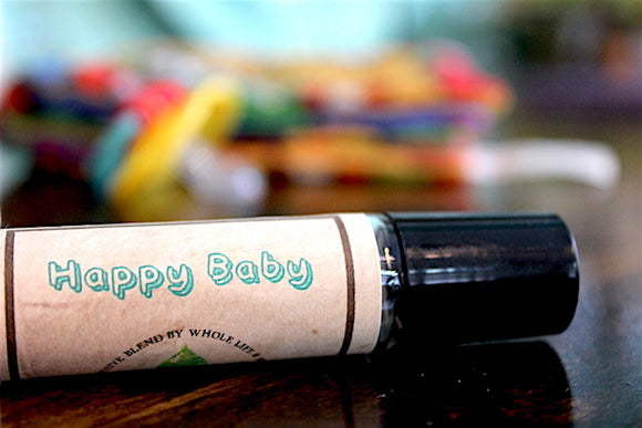 Whole Life Inventory - Happy Baby Pocket Blend