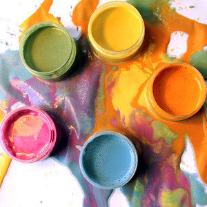 Eco-Kids Finger Paint Set