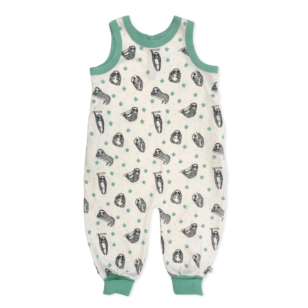 Finn + Emma Playsuit - Sloth