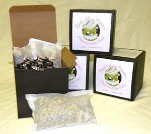 Lovely Mama Organics- Postpartum Bath Herbs kit