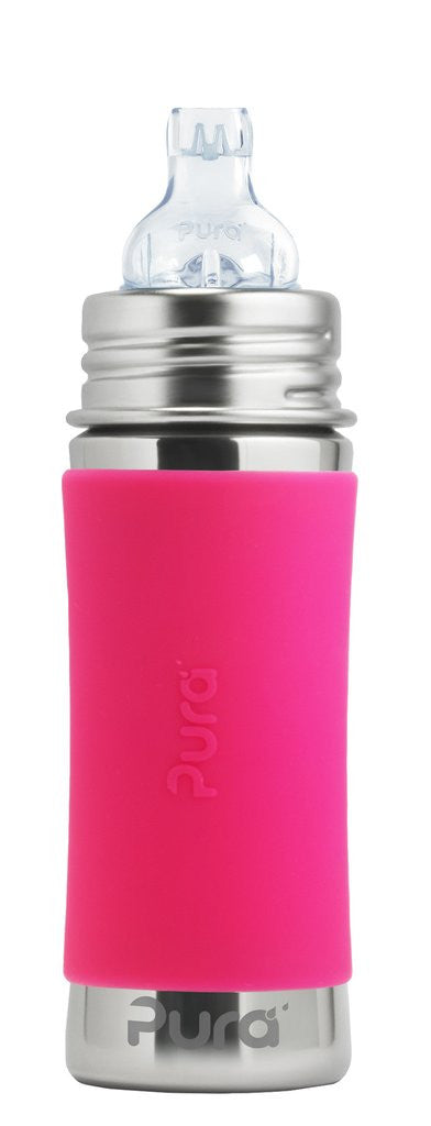 Pura Bottle with Sleeve