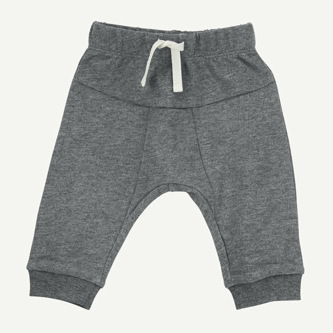 Oliver & Rain Dark Grey Heather Jogger Pant