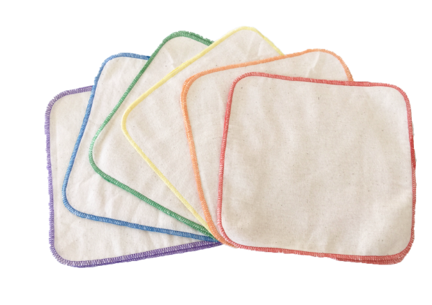 Earth Baby Cloth Wipes