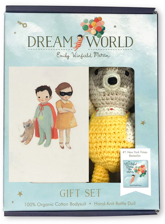 Finn + Emma Dream World Gift Set