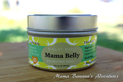 BALM! BABY - MAMA BELLY (ALL NATURAL PRENATAL BELLY BALM)