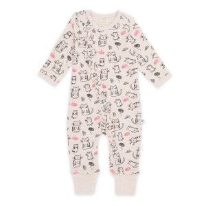 Tiny Twig Apparel Long Sleeve Zipsuit