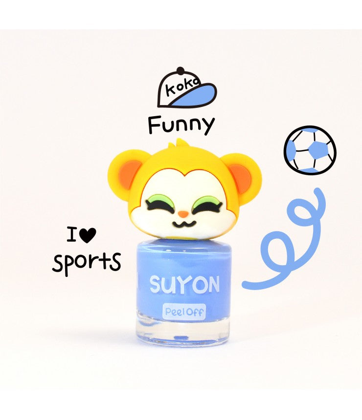 Suyon Collection Kids Non Toxic Nail Polish