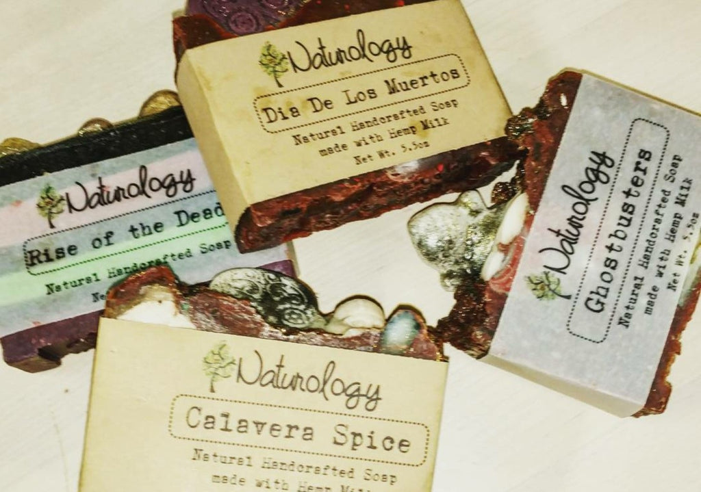 Naturology Handcrafted Holiday Soap