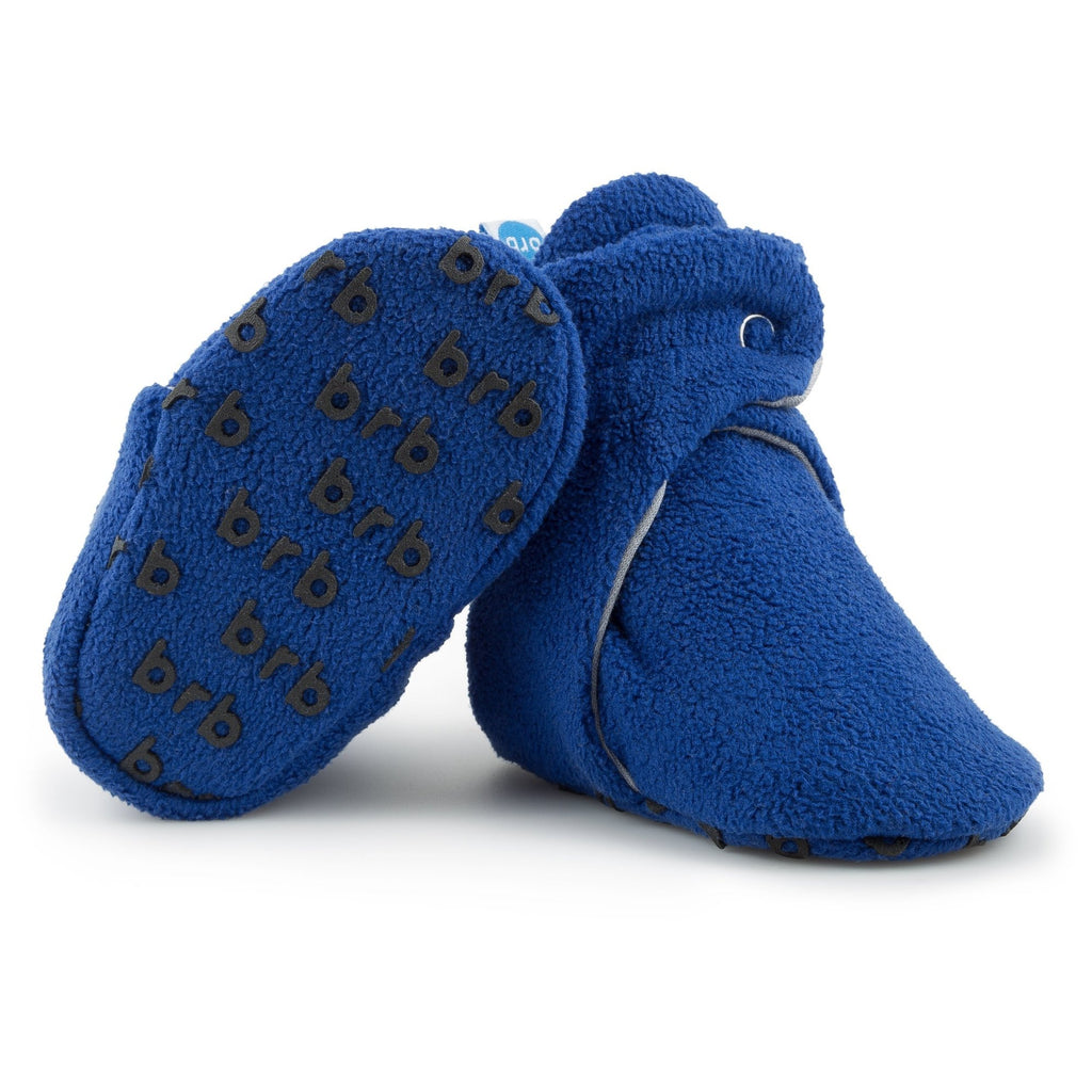 BirdRock Baby - Shark Fleece Baby Booties