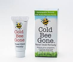 Cold Be Gone Nasal Swab Remedy
