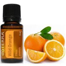 dōTERRA - Essential Oil - Wild Orange