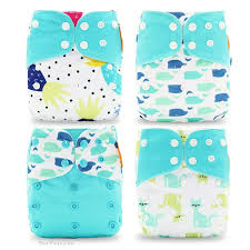 Kawaii Baby 4Pack - My Color Theme - One Size